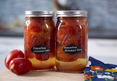Canning Basics: How to Can Tomatoes - Creativebug