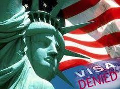Principais motivos de negação do visto americano para Brasileiros