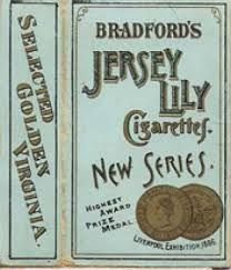 Jersey Lily cigarettes