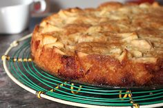French Apple Cake by daveleb, via Flickr