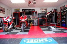 Motorcycle Garages Only - Page 54 - The Garage Journal Board