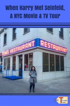 A travel blog about the When Harry Met Seinfeld tour run by On Location Tours which visits famous movie and tv locations in NYC. via @2travelingtxns