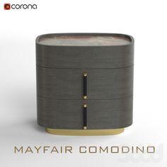 DAYTONA. Mayfair Comodino