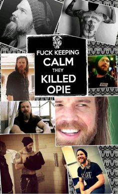 Love me some Opie! Kim Coates, Sons Of Anarchy Samcro, Remember The Titans, Ryan Hurst, Nice Boys, Jax Teller, Motorcycle Clubs, Tv Land, Fate Stay Night