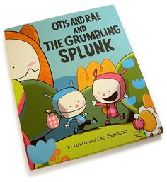 Studio espinosa | Otis and Rae and the grumbling splunk