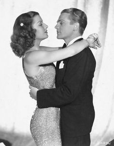 Ann Sheridan and James Cagney, Angels with Dirty Faces, 1938.