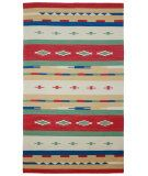 RugStudio presents St. Croix Sedona Cfb01 Off-White Flat-Woven Area Rug