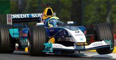 Felipe Massa  Sauber 2004