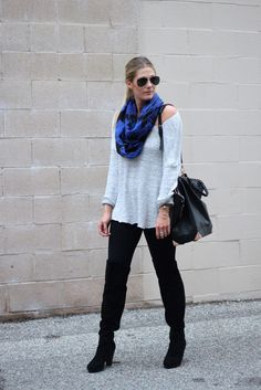 casual and comfy for fall
