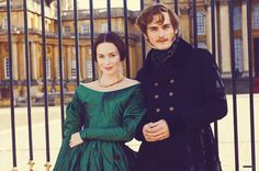 One of my favorite movies.  Queen Victoria and Prince Albert had a true love story.