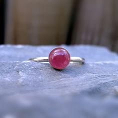 Pink Tourmaline Ring Tourmaline Ring Pink Tourmaline October Birthstone Gemstone Ring Pink Gemstone Ring Pink Engagement Ring Rubellite Ring by INNOCENTIJEWELRY on Etsy