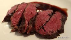 Hanger Steak Sous-Vide