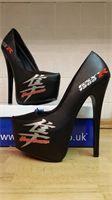 Hayabusa style heel