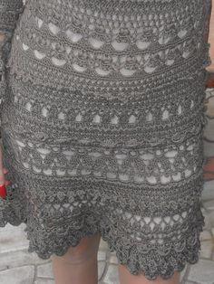 Wonderful crochet dresses and patterns for vanessa montoro