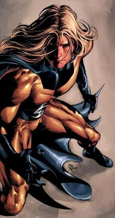 Sentry by Mike Deodato Jr.