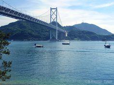 Innoshima Bridge by Hiroaki Kaneko