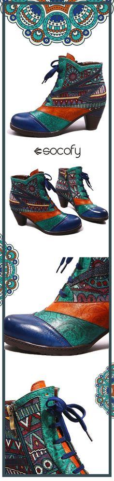 d1e957b30320 Women s Socofy Shoes Funky Fashion