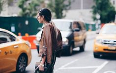 Founder & Blogger of WeWoreWhat | Living in NYC | Freelance Writer | Vintage, leather, and spiky things.