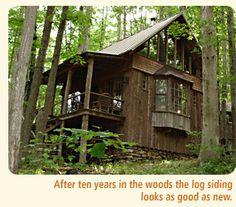 Rustic Log Cabin Photo Gallery | GALLERY – Cabins