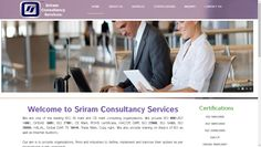 Are You Looking for Certified Consulting Services in Ahmedabad?? Visit: http://www.sriramconsultancyservices.com