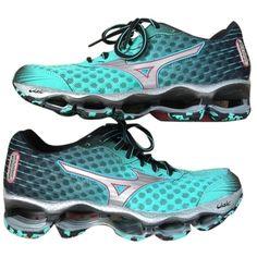 MIZUNO Wave Prophecy 4 Florida Keys MIZUNO Wave Prophecy 4 Florida Keys/Silver/Black Athletic Shoes - like new! Mizuno Shoes Athletic Shoes
