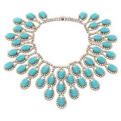 Mimi di N Turquoise Necklace