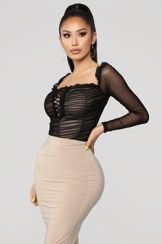 4e092fe36 7 Best black mesh bodysuit images