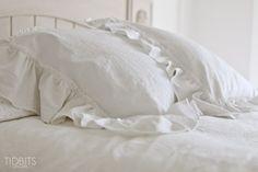 Ruffle Pillow Sham Tutorial