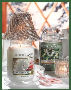 LOVE Yankee Candles!