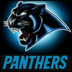 Nc Panthers, Panthers Football Team, Carolina Panthers Football, Panther Football, Football Art, Indianapolis Colts, Cincinnati Reds, Pittsburgh Steelers, Dallas Cowboys