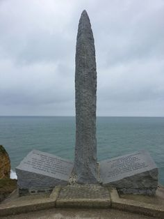 Pointe du Hoc, Normandie