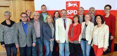 Die Kreismitgliederversammlung der SPD Rhein-Neckar hat turnusgemäß einen neuen Kreisvorstand gewählt