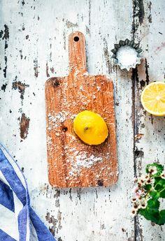 Rengör skärbrädan med salt och citron - Evelinas Ekologiska