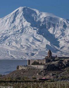 Khor Virap & Ararat