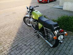 1973 Moto Guzzi V7 Sport www.moto-officina.com #guzzi #v7sport #motoofficina