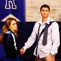 Haley & Nathan-One Tree Hill