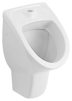 Villeroy & Boch OMNIAclassic - Siphonic urinal 300 x 530 x 310 EN 13407 without cover, with target