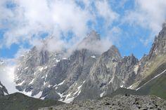#Khevsureti #Georgia #mountains