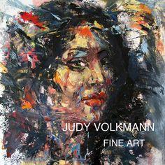 Judy Volkmann Fine Art Drawing Board, Wall Sculptures, Oil Paintings, My Drawings, Bird Lady, Fine Art, Portrait, Figurative, Women