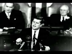 JFK - The Speech That Killed Him.  Obama's main stream media must think Kennedy was joking.