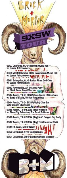 GOING ON TOURRRRR!!!! CHECK IT OUT HERE https://www.facebook.com/events/202654386509356/