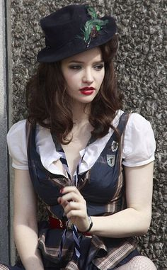 Talulah Riley in St Trinian's 2 Talulah Riley, Mary Bennet, St Trinians, The Knot, Tennessee Williams, S Girls, Cute Girls, Pretty Girls, Doctor Who