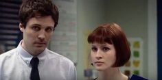 Oliver & Penny - first appearance James Anderson, Holby City