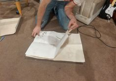 Quires 05: Checking Gregory's rule. Medieval Manuscript, Plastic Cutting Board, Hands