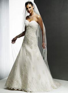 Maggie Sottero Vogue / 12896, $425 Size: 10 | New (Un-Altered) Wedding Dresses