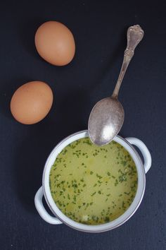 #Egg drop #soup recipe (supica od jaja): #appetizer choice you'll never regret! This 20-min, heart warming soup will bring the family back to the dinner table.