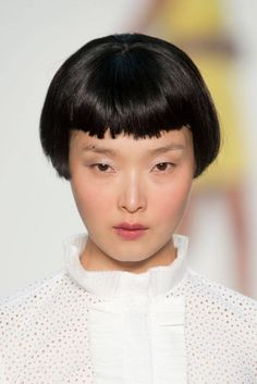 The Spring 2014 Hair Trend Report: Choppy Pageboy Wigs
