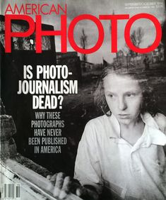 American Photo 1996 : Is Photojournalism dead ?