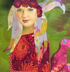 Karen Payton (@karenpaytonart) • Instagram photos and videos Hippie Chic, Photo And Video, Studio, Videos, Fun, Photos, Painting, Beautiful, Instagram