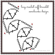 Lacy+Crochet+Cuff+Bracelet1.png (546×546)